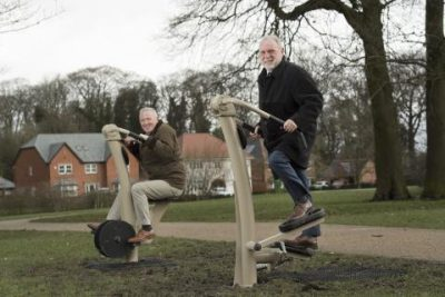 Taster sessions on offer at new outdoor gym